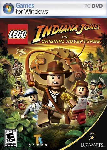 [PC] LEGO Indiana Jones: Le Avventure Originali - SUB ITA