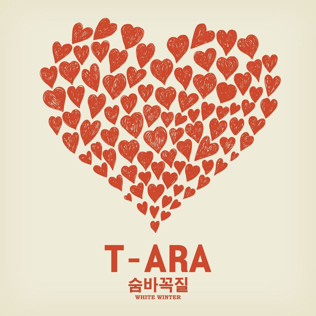 (Single) T-ara - Hide and Seek