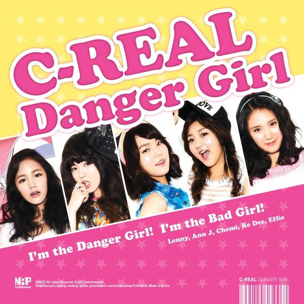[Single] C REAL   Danger Girl