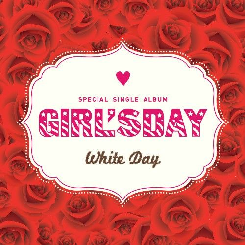 [Single] Girl's Day - White Day