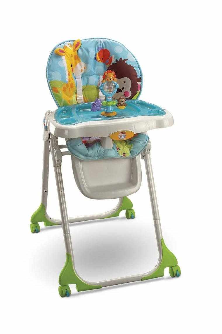 7598 for Silla fisher price para comer