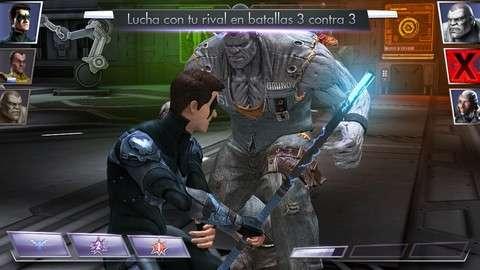 Injustice  Gods Among Us HD 1.0.2  - iPhone/iPad
